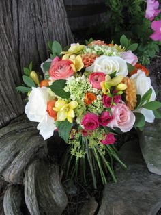 #VermontWeddingFlowers, summer wedding flowers, floralartvt.com, Alison Ellis, designer