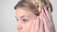 Hairstyle - Milk Maid Braid