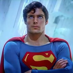 Christopher Reeve Superman, Dc Comics Art, Dc Universe, Comic Art, Ronald Mcdonald, Sci Fi, Marvel, Superhero, Movies