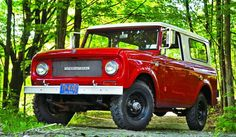 Scout's Honor - 1965 International Scout   Hemmings Motor News