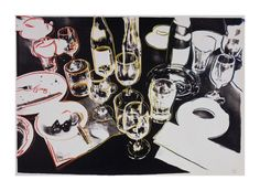 After the Party, c.1979 Giclee Print by Andy Warhol at Art.com 40 x 28 $49.99