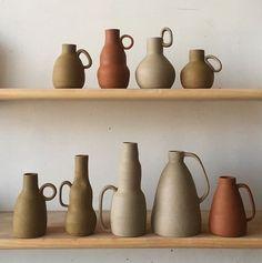 Best Ceramics Tips : – Picture : – Description Helen levi -Read More – Ceramic Pitcher, Ceramic Clay, Porcelain Ceramics, Ceramic Plates, Ceramic Pottery, Porcelain Tiles, Slab Pottery, Thrown Pottery, Keramik Design
