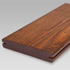 The perennial wood railing kit has a stylish three piece for Perennial wood