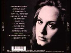 ▶ 21 album (complete) - Adele - YouTube Adele Laurie Blue Adkins MBE, better known simply as Adele, is an English singer, songwriter, musician, and multi-instrumentalist., born May 5, 1988...