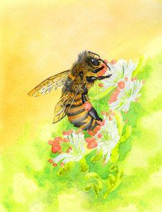Bee by ~PookaGoneRabid on deviantART