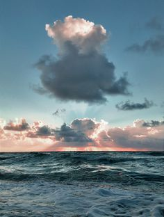 Cloud above the cloud