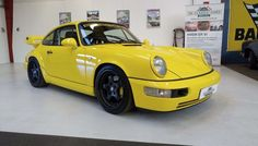1976 Porsche 911 RS Coupé replica with upgraded 3.2-liter engine (964 replica)    The previous Danish owner had the car since January 2012 and during his ownership the was restored in 2014.  - K203