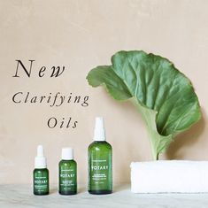 Votary Clarifying Oils - why natural plant oils are best for blemishes