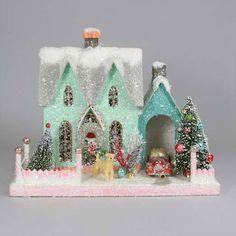Fairy dream home...
