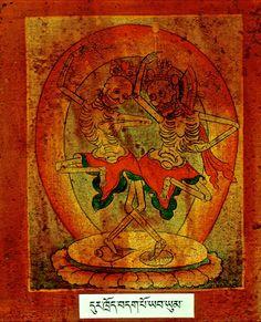 Chitipati,Tibet