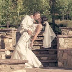 Wedding Day Kisses  © 2015 Sarai Ulibarri Photography Santa Fe, NM