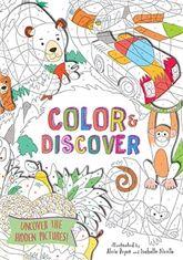 Color & Discover - Silver Dolphin
