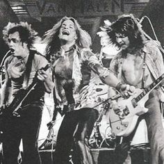 Van Halen  in Newcastle England 1978