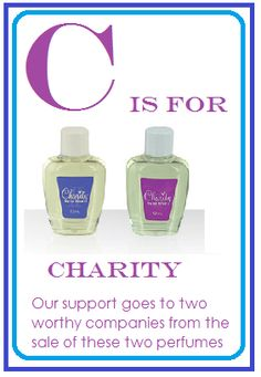 These great little $5.00 perfumes are great for in your bag or as stocking fillers while helping the LeReve Foundation