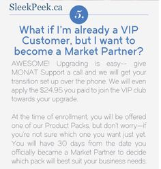 MONAT FAQs #SleekPeek