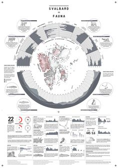 A visual mapping of the Fauna + Flora in the Arctic region of Svalbard. Urban Design Concept, Urban Design Diagram, Urban Design Plan, Architecture Presentation Board, Presentation Layout, Interior Presentation, Product Presentation, Presentation Boards, Architectural Presentation