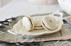 jasmine macarons