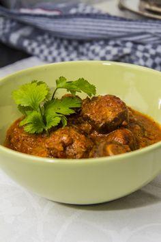 [indisch] Rogan Josh mit Pilzen - ein wärmendes Curry aus Kashmir
