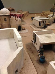 40K middle eastern type buildings, settlements. - Page 3 - Forum - DakkaDakka | You know you're supposed to be painting.