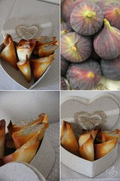 Puff pastry fig fig basil - The touch of Agathe - Toasts and vegeta . Cooking Time, Cooking Recipes, Clean Baking Pans, Vegetarian Appetizers, Appetizer Recipes, Food For Thought, Food Inspiration, Love Food, Entrees