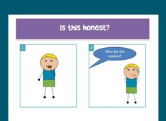 what is honesty kindergarten powerpoint for teaching good character traits