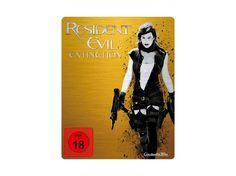 Resident Evil: Extinction - MM exklusiv (Steelbook)