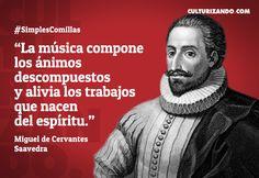 De la pluma y el ingenio del maestro Cervantes (+Frases) - culturizando.com | Alimenta tu Mente