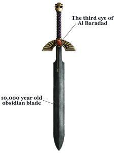 DarkAngels Sword