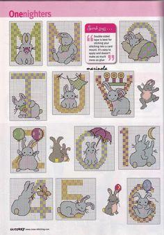 Gallery.ru / Photo # 43 - Cross Stitch Crazy 097 April 2007 - tymannost