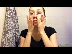 Make: Coconut Oil & Baking Soda Facial Scrub Baking Soda Facial, Baking Soda Face Scrub, Salt Face Scrub, Baking Soda Bath, Baking Soda For Hair, Baking Soda Dark Circles, Cucumber Face Mask, Peppermint Sugar Scrubs, Baking With Coconut Oil