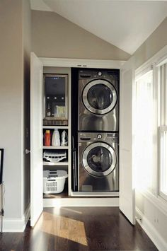 Brilliant master bedroom laundry room