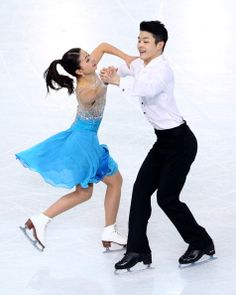 Maia Shibutani and Alex Shibutani - Short Dance - Sochi 2014