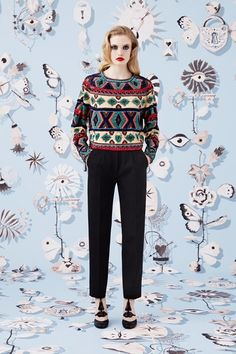 Schiaparelli Prêt-à-Couture - Outono-Inverno 2016/17 - Vogue Portugal