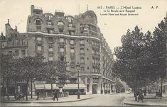 Boulevard Raspail - Paris 6ème/7ème/14ème