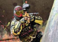 DONE - go Paintballing in Jan 2013
