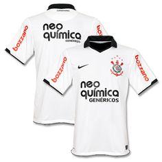 Corinthians Home Jersey