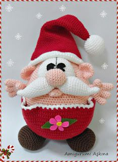 Amigurumi Crochet Noel : 1000+ images about Holiday/ Christmas patterns on ...