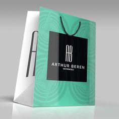Arthur Beren Shopping Bag
