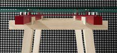 Tavolo Allungabile Tracks Bonaldo di Alain Gilles - Scopri di più: http://arclickdesign.com/prezzo-tavolo-tracks-bonaldo-allungabile-in-cristallo/