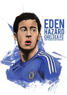 Eden Hazard 2013 2014 | EDEN HAZARD! by shanurday