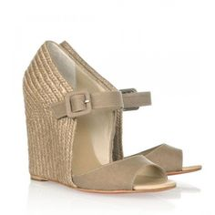 christian louboutin wedge