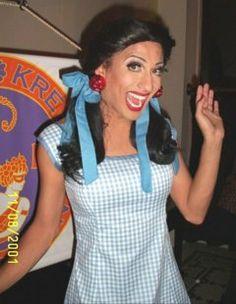 Bianca Del Rio as Dorothy Gale <3