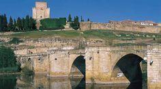 Salamanca Puente romano de Ciudad Rodrigo