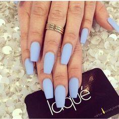 #lilac #nails #cute #girly