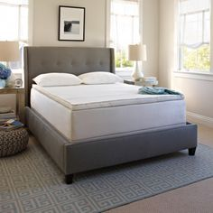 TEMPUR-PEDIC TEMPUR-CLOUD ALLURA MATTRESS - HOUSTON MATTRESSES BEDDING ACCESSORIES | #tempurpedic #temperpedic | Gallery Furniture - Houston, TX