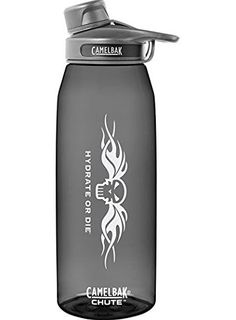 CamelBak 53922 Chute 15L Bottle Charcoal HOD Design *** Check this awesome product by going to the link at the image.(This is an Amazon affiliate link and I receive a commission for the sales) #RunningAccessories