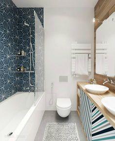 6,214 отметок «Нравится», 59 комментариев — Интерьер и декор (@decor_journal) в Instagram: «Что бы вы изменили в этой ванной?»