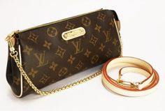 Louis Vuitton Eva Monogram by Louis Vuitton Eva Damier Clutch  @ashleesloves.com  #louisvuitton #clutch #fashion
