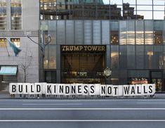 Trump Tower Protest : Timothy Goodman