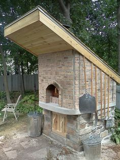 green bay wood-fired oven
